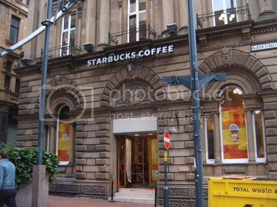 Starbucks in Leeds