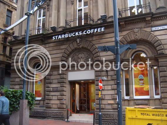Starbucks in Leeds