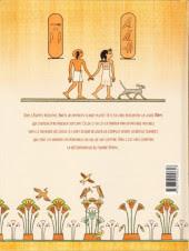 500x660 px - Verso de Kheti, fils du Nil  Au-delà des portes