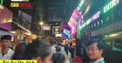 Rong Chơi Trên Đất Thái Lan - P4 - Pattaya Đêm Sung Sướng - Travel in Thailand