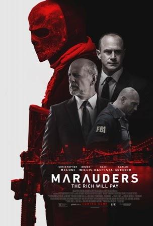 Marauders (2016) Movie 720p BluRay Free Download
