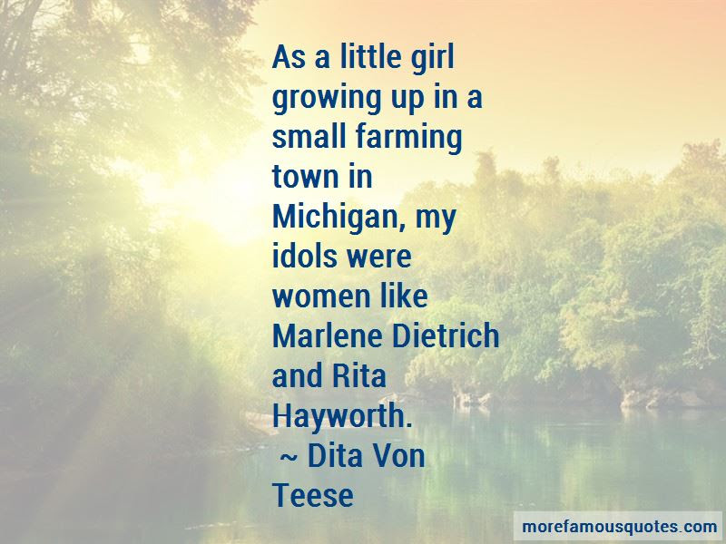 Quotes About A Little Girl Growing Up Top 16 A Little Girl Growing