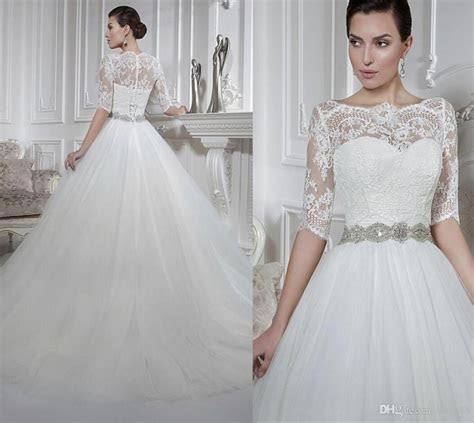 New Arrival Detachable Bodice Sweetheart A Line Wedding