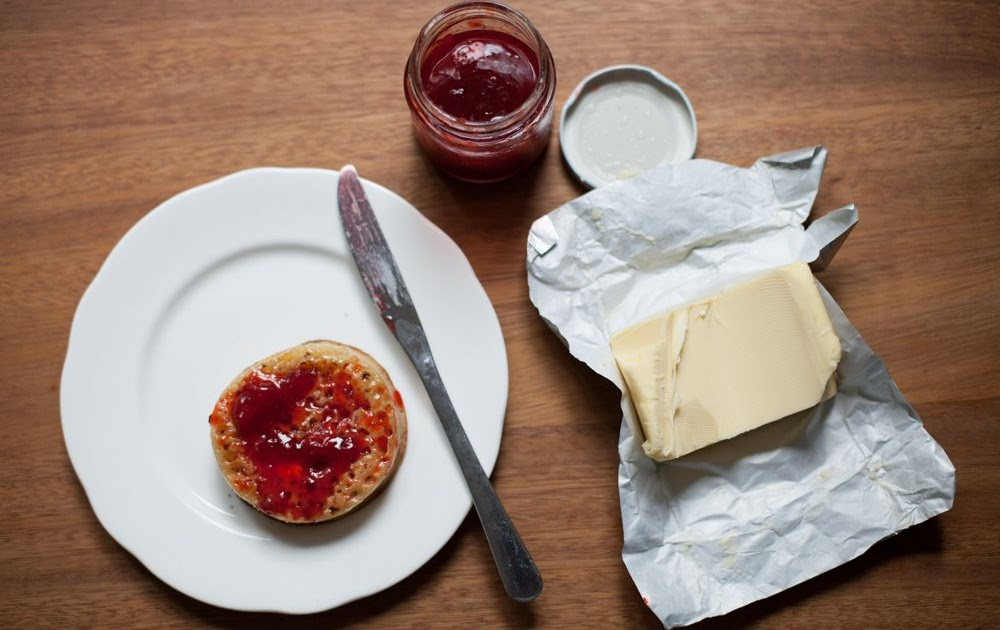 Strawberry Jam (with a touch of lime)
