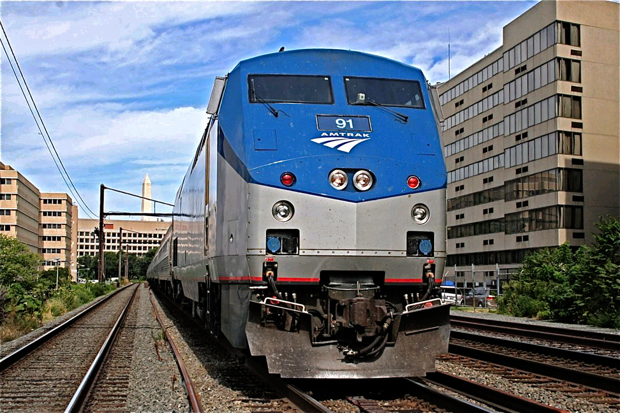 New Dc To Richmond Tracks Would Mean Faster More Frequent