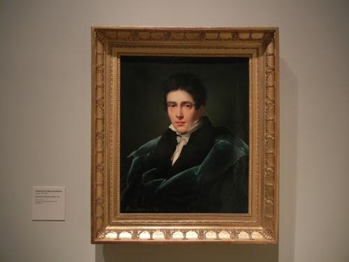DSCN7949 _ Portrait of Monsieur Gest,  1819, Alexandre Dubois-Drahonet (1791-1834), LACMA