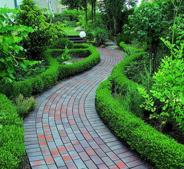 brick pathway ideas 1