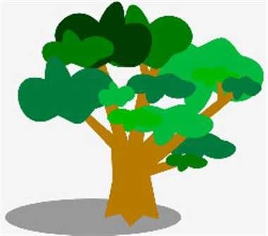 अब जल्द बड़े होंगे पेड़