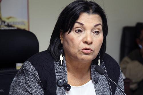 Diputada Gladys Requena