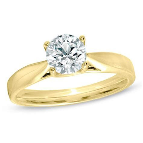 Celebration Grand® 1 CT. Diamond Solitaire Engagement Ring