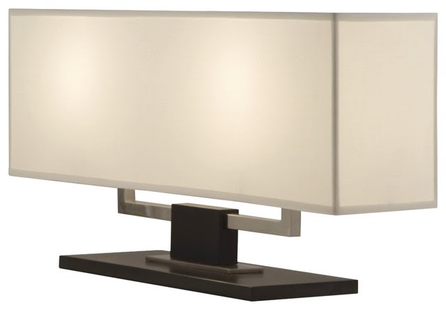 Sonneman Hanover Bankette Table Lamp - contemporary - table lamps ...