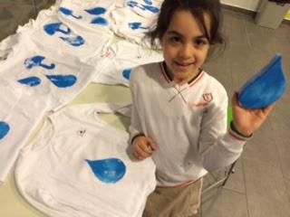 Dünya Su Günü Atölye Etkinlikleri Ve Tişört Boyama
