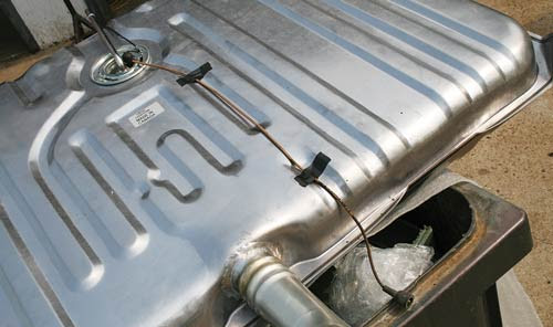 Fuel Tank Install Eckler S Chevelle