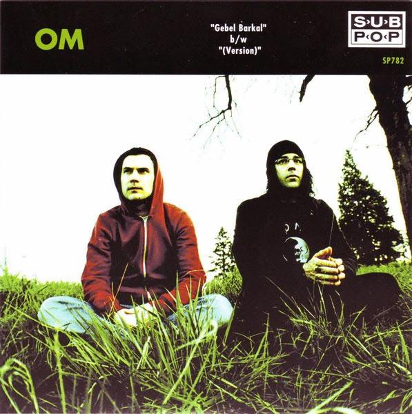 Om - Gebel Barkal Single Cover