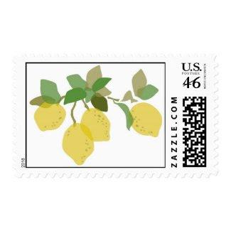 Tropical Citrus Postage stamp
