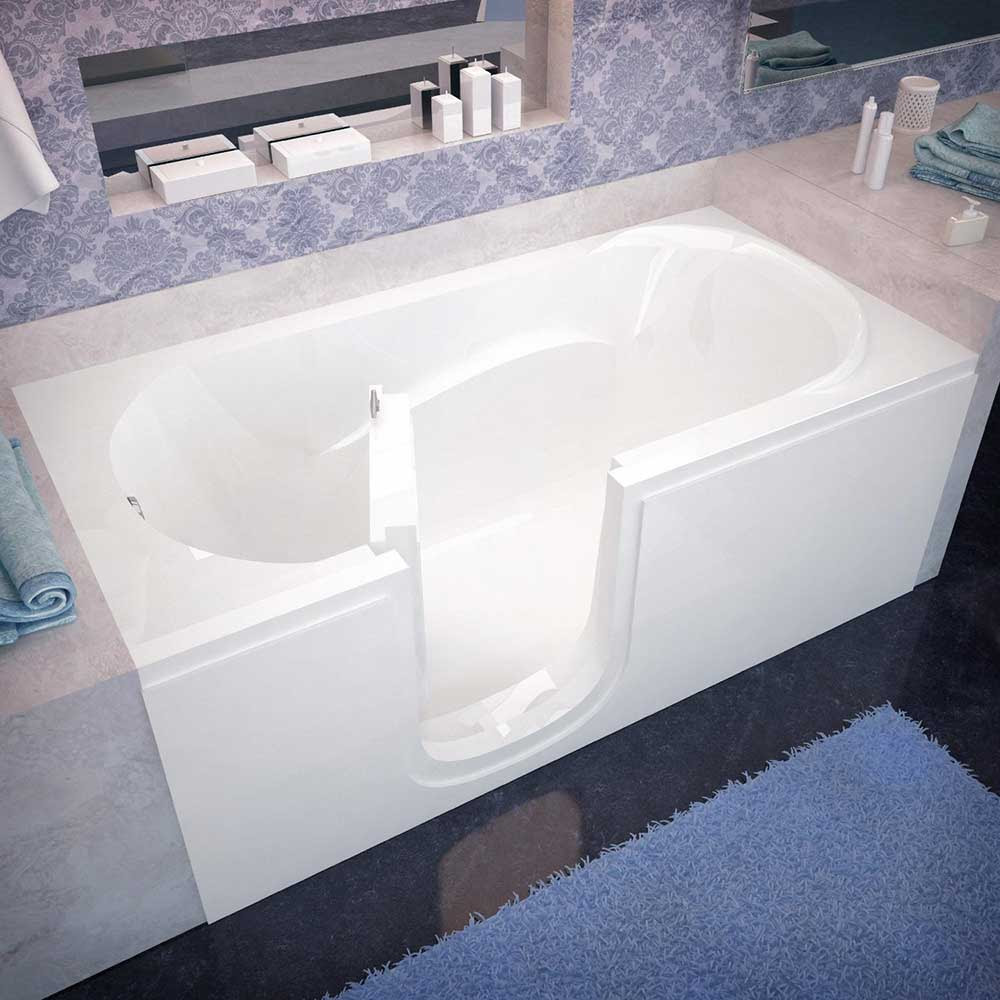 Best Bathtubs 2018 Freestanding Drop In Walk In And Recessed