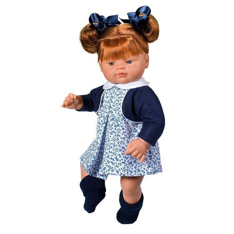 Foto de muñeca Guille de 36 centímetros de la marca de muñecas Así.