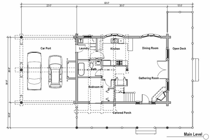 Awesome Floor Plans With Mother-in-law Quarters Pictures ...