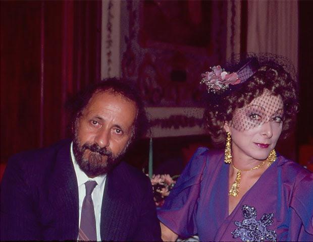 Dona Armênia (Aracy Balabanian) e Seu Moreiras (Flavio mmm) (Foto: CEDOC/Tv Globo)