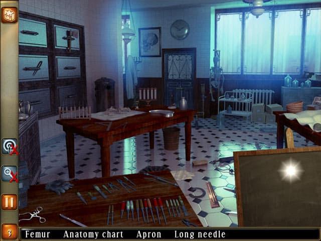 Jack the Ripper Free PC Game Screenshot