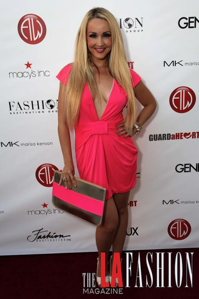 Singer Aria Johnson