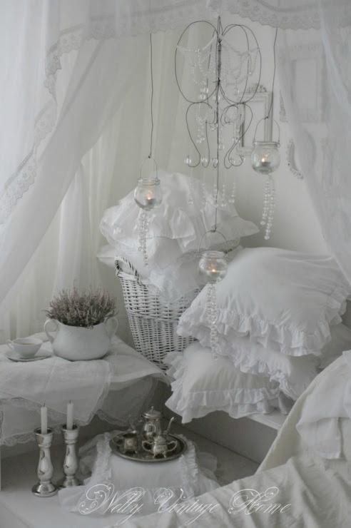 Beautiful romantic decor