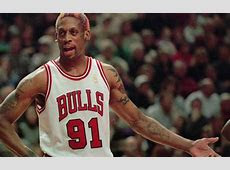 Dennis Rodman?s Shoe History With Nike, Reebok & Converse