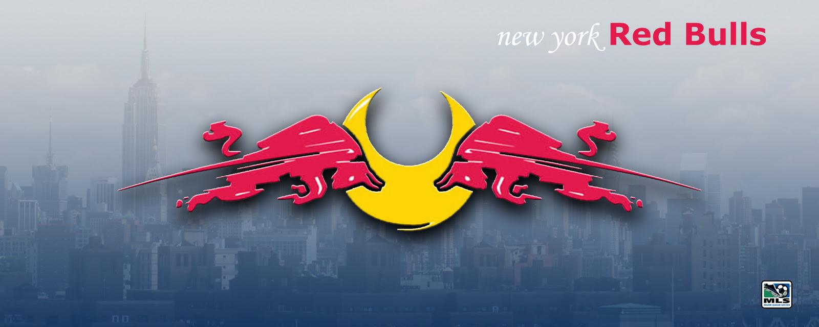 New York Red Bulls Football Wallpaper