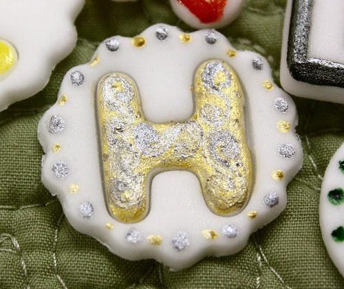 H monogram