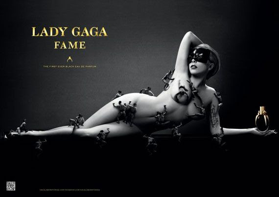 FAME - Fragrance Ad, Lady GaGa