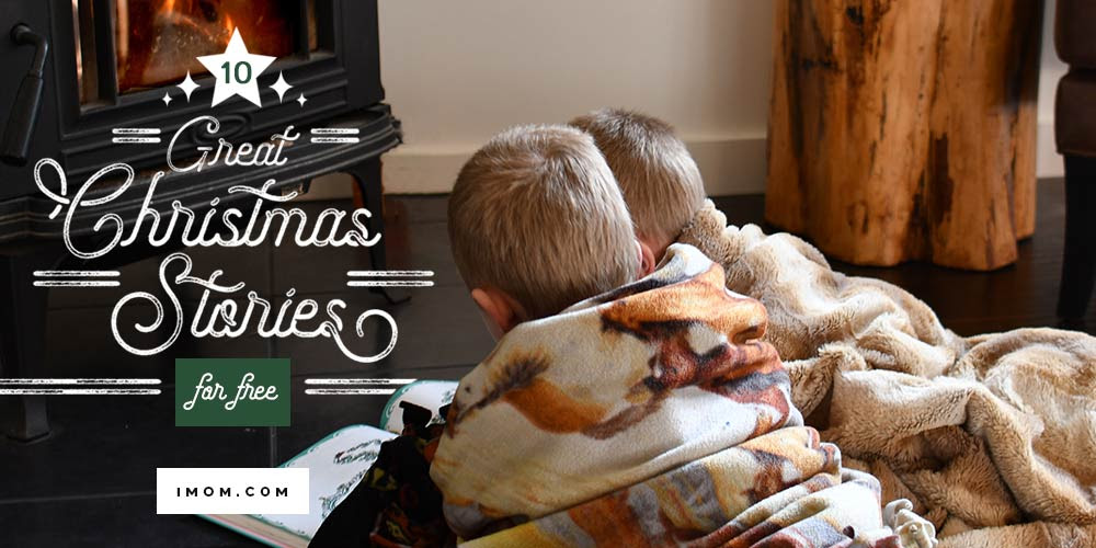 10 Free Famous Christmas Stories Online for Kids - iMom