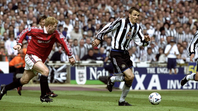 Image result for newcastle vs manchester united classics