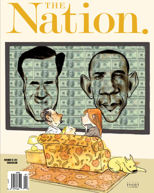 """Here's my comment on this week's cover for The Nation. And a """"Making of . . """" video.http://www.youtube.com/watch?v=N6QBmHY68tQ&list=UULGUH4aR6O9IriHJiPjlZKw&index=5&feature=plcp"""