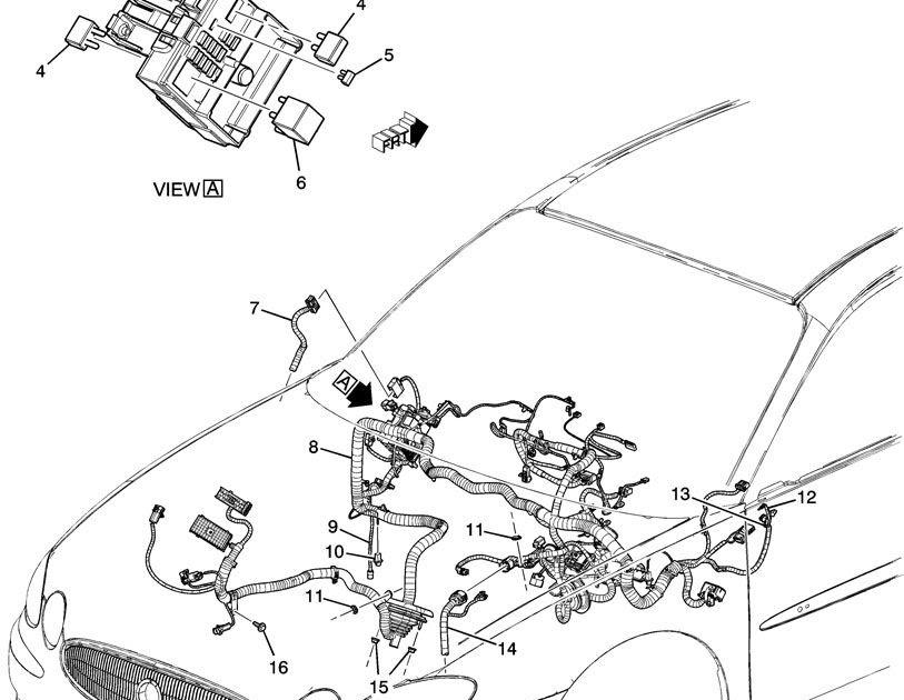 wiring diagram 2005 buick lacrosse