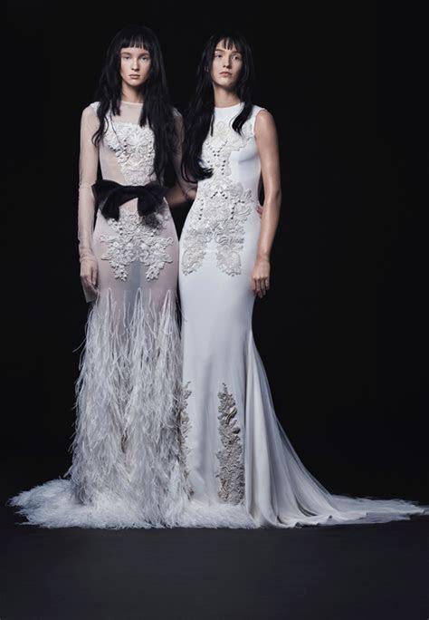 Vera Wang Bridal 2016 Fall Wedding Dresses