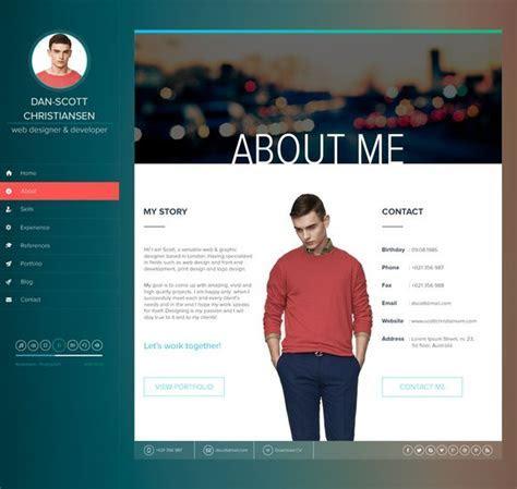 13 best HTML Templates images on Pinterest   Html