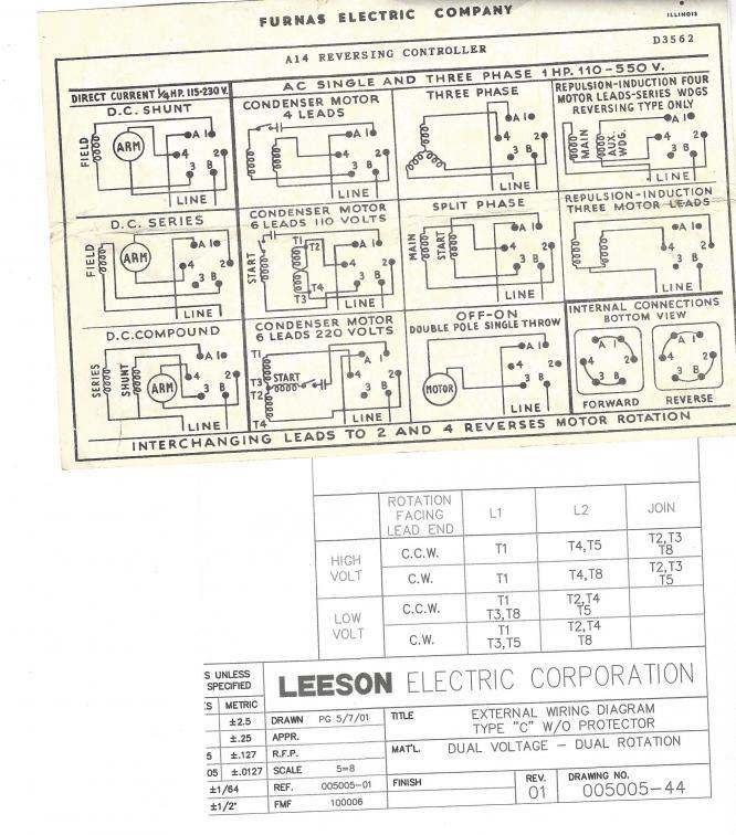 35 Leeson Motors Wiring Diagram - Free Wiring Diagram SourceFree Wiring Diagram Source