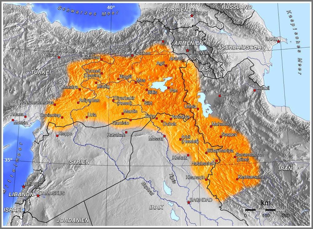 Η Διπλή Στόχευση του Ερντογάν στο Κουρδικό