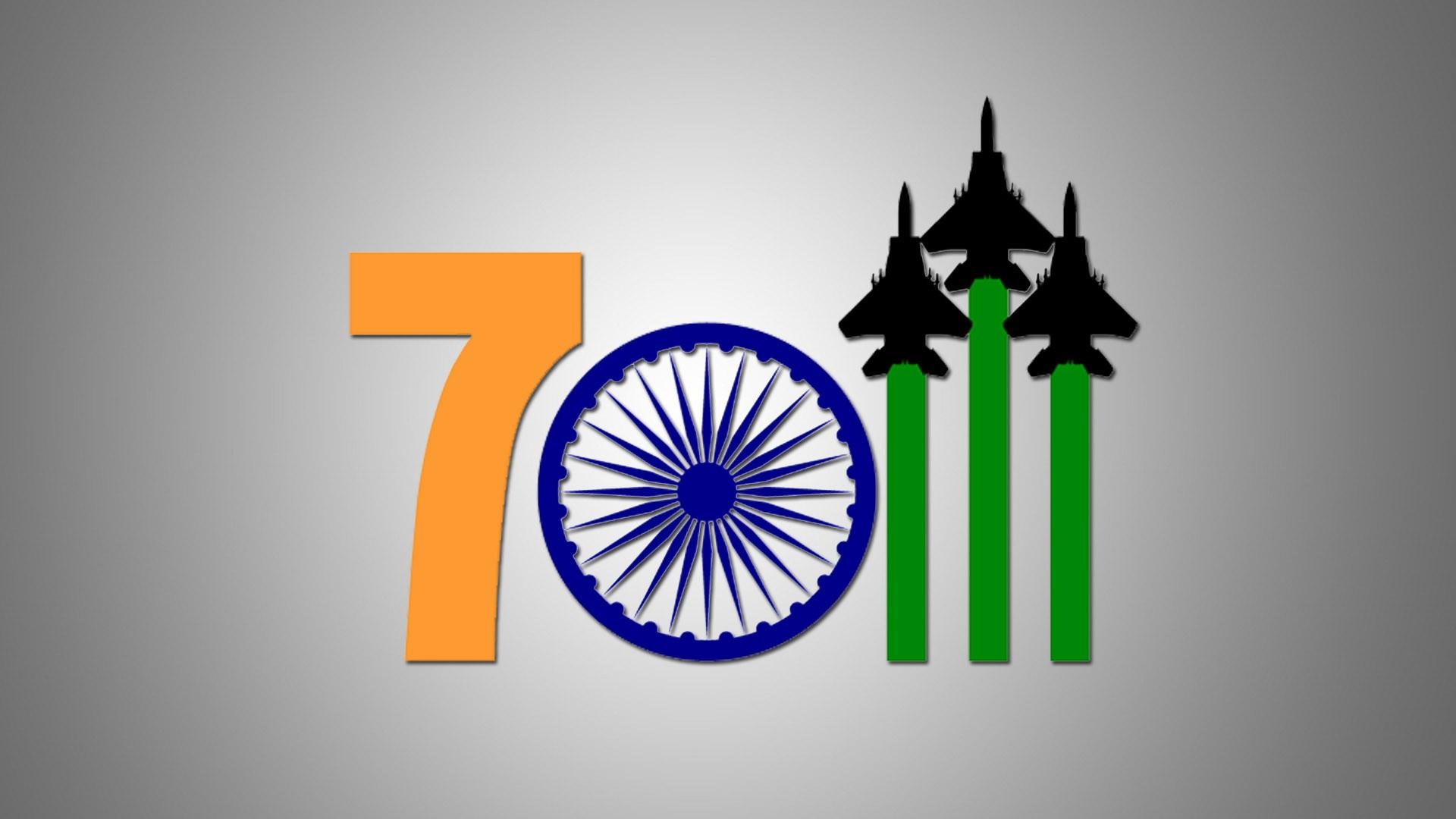 Indian Independence Day Desktop Wallpaper 34893 Baltana