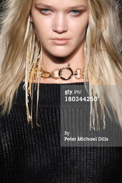 Fallon hair chains spring 2014