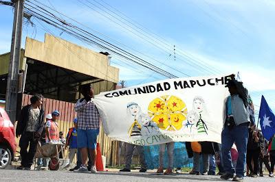 Marcha Puelo en Valdivia 9