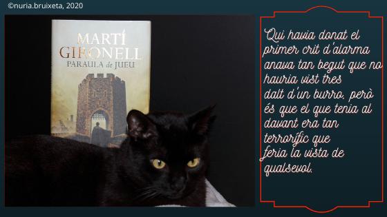 Paraula de Jueu. Martí Gironell