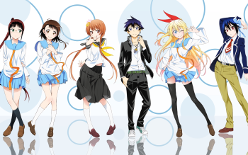 Nisekoi Wallpaper Pc
