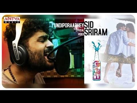 Undiporaadhey Song Lyrical from Hushaaru