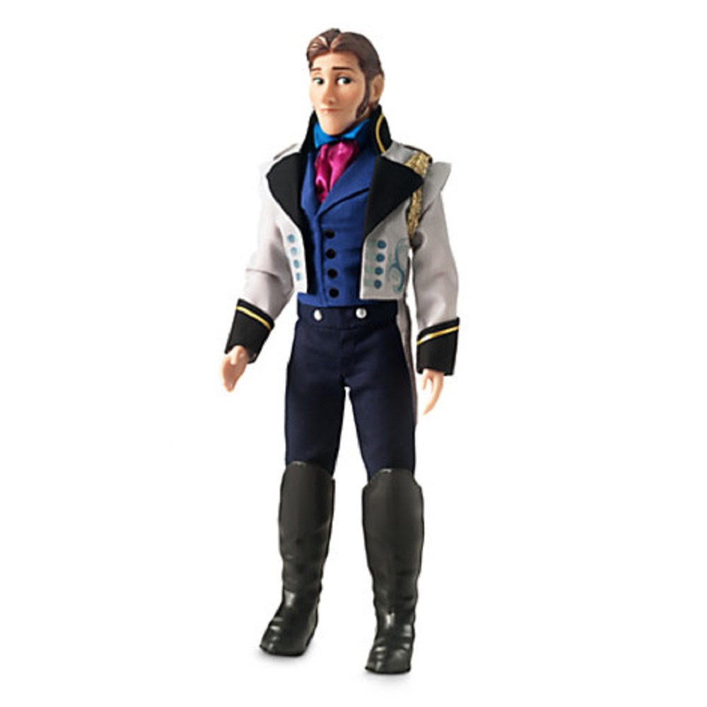 "Prince Hans 12"" doll"