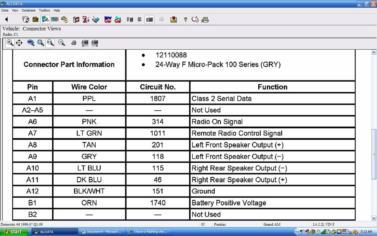 Grand Am Gt Stereo Wiring Diagram Wiring Diagrams Premium A Premium A Chatteriedelavalleedufelin Fr