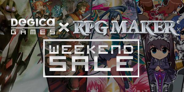Fwd: Degica Games Weekend Sale Featuring RPG MAKER! - Google