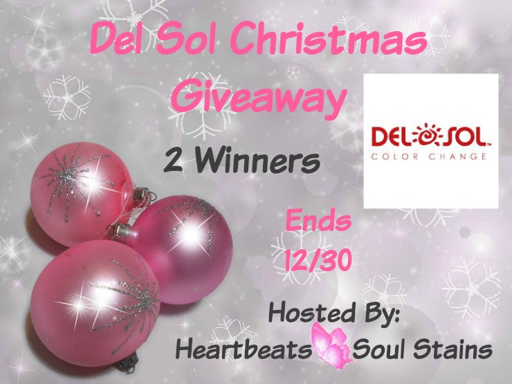 Del Sol Christmas Giveaway