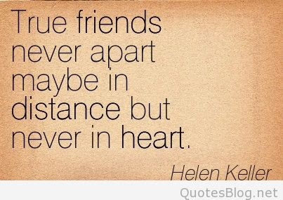 Quotes About Friendship Long Distance 21 Quotes
