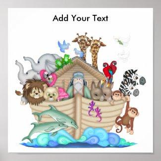Noah's Ark - SRF Posters